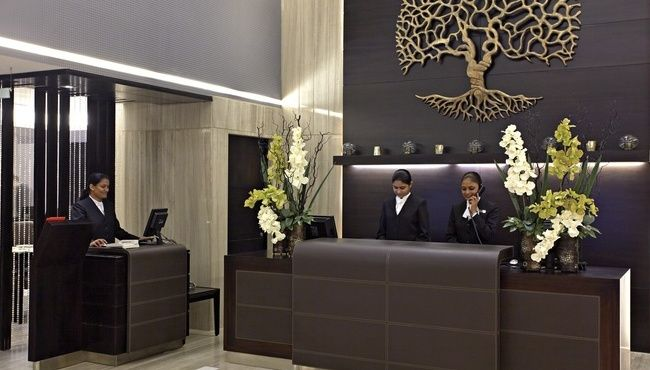 5 stars hotel reception counter google search counter for Design hotel reception