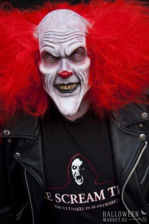 Пин от пользователя halloweenmarket.ru на доске Клоуны ...
