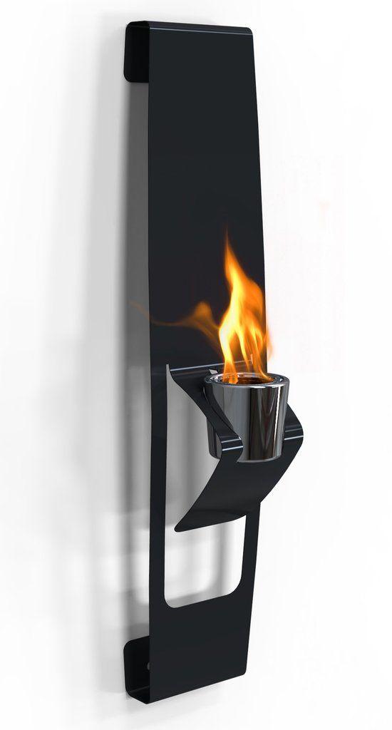 Ark Wall Mounted Bio Ethanol Indoor Outdoor Fireburner
