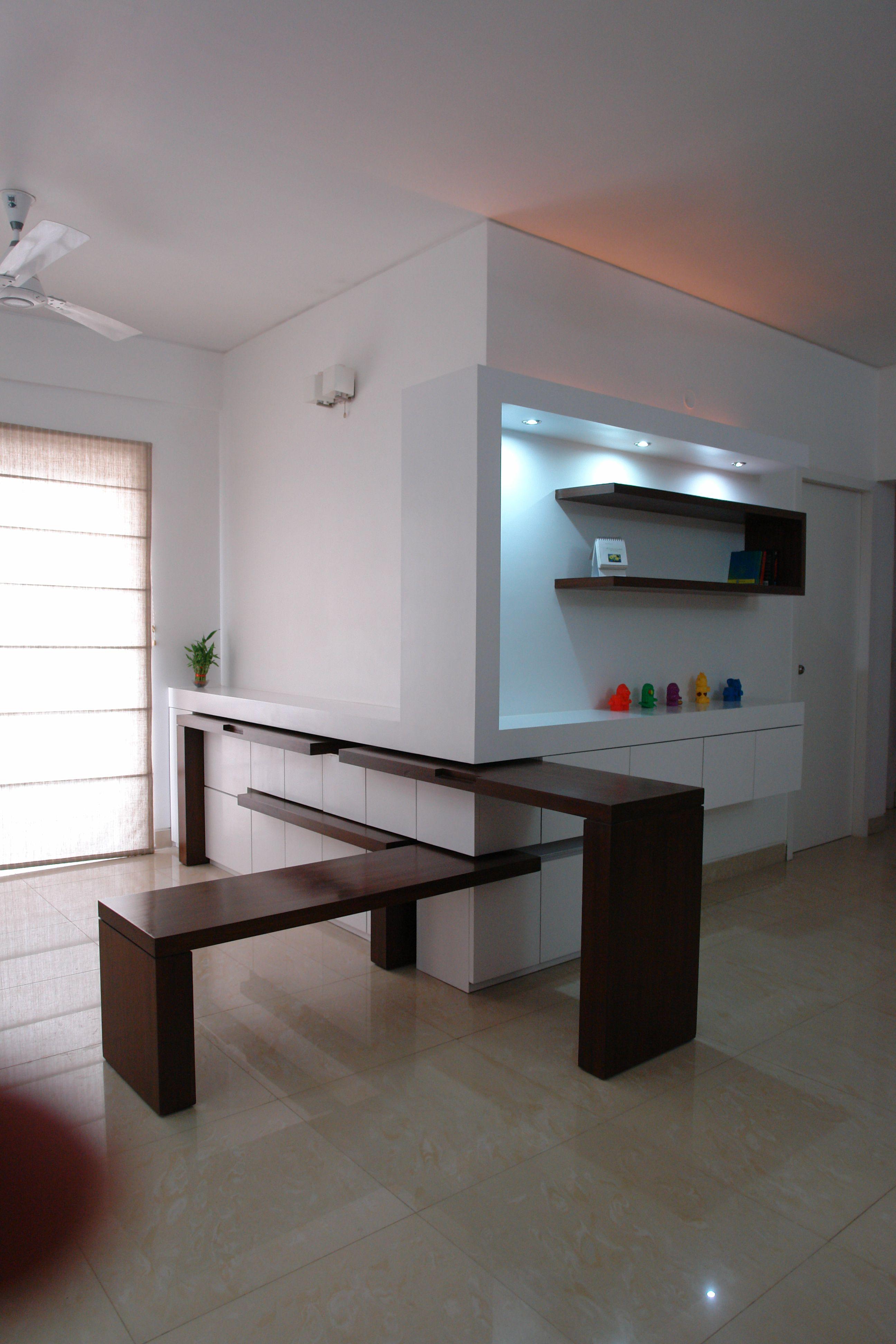 Platzsparender Esstisch, Esstische, Wand Esstisch, Tischbank,  Zusammenklappbarertisch, Arbeitsbereiche, Kleine Räume, Küche Und  Esszimmer, Hip Schlafzimmer