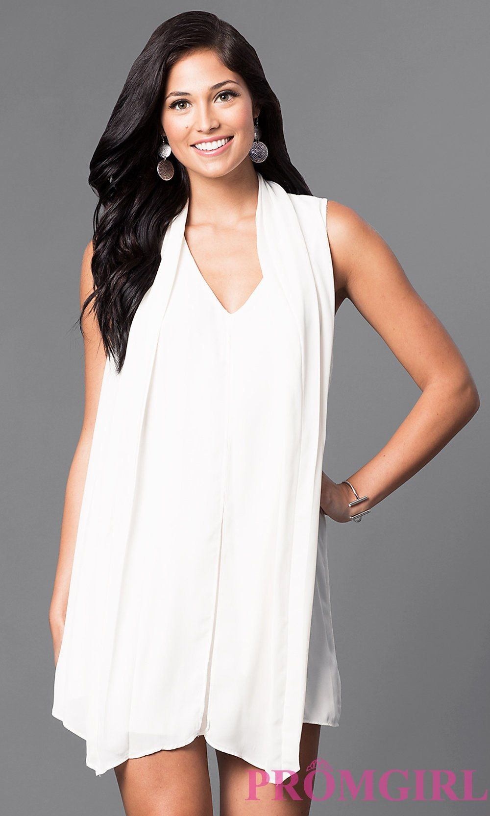 I Like Style Ac Ds20415b White Dress Under 100 Dresses