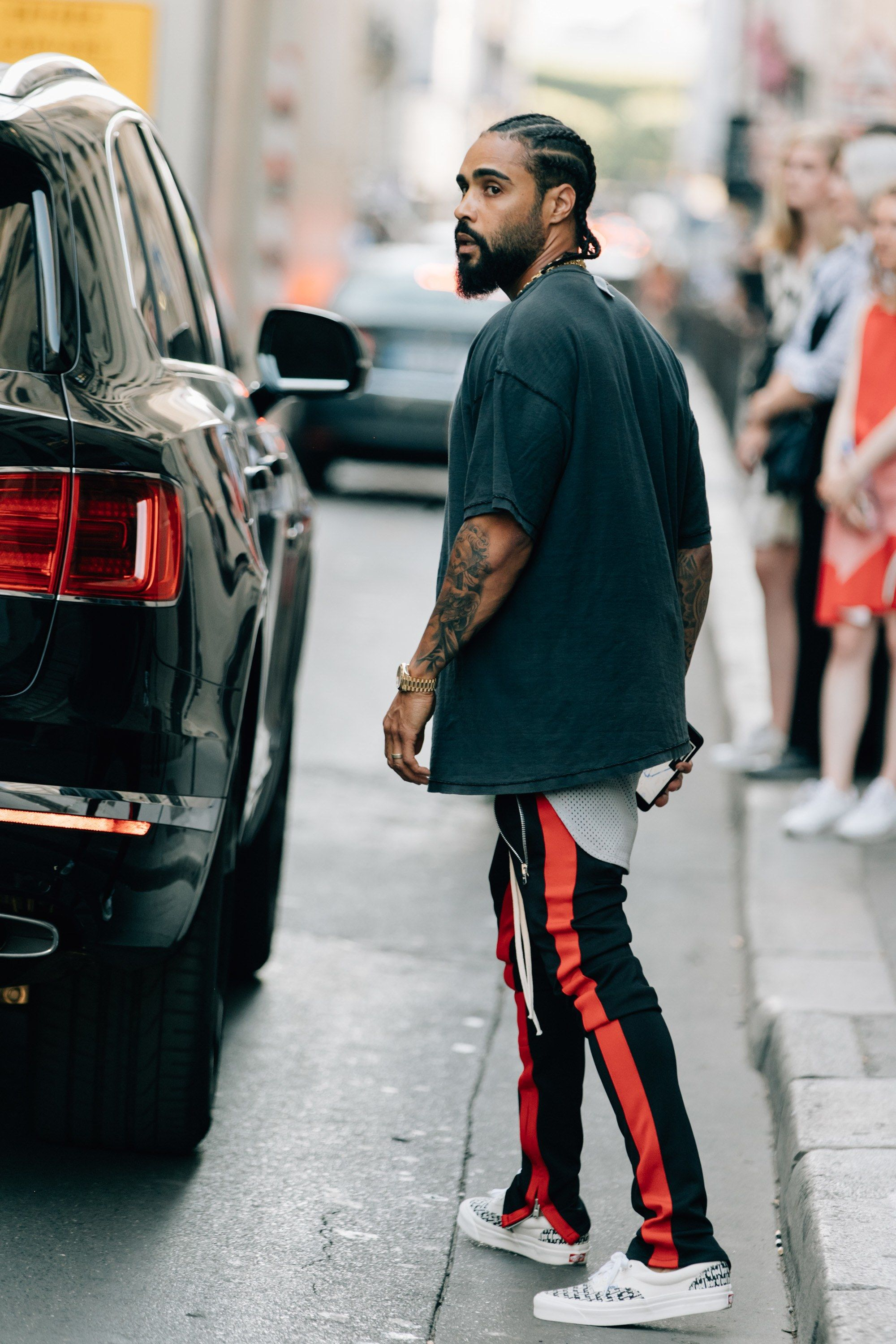 The Best Street Style From Paris Men\u0027s Fashion Week Photos