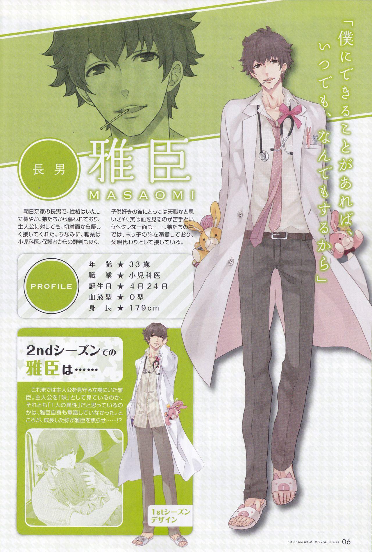 Brothers Conflict Season 2 Manga Volume 5 - Masomi Asahina  Brothers conflict, Anime, Brothers conflict season 2 Manga Art Style