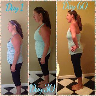Maryann's T25 60 Day Progress Update | Beachbody transformation ...