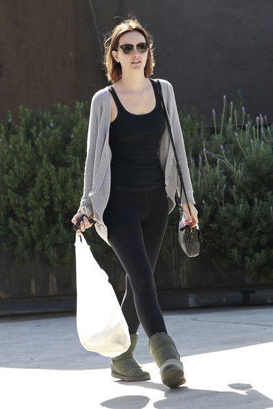 Leighton Meester - Los Angeles - January 2013