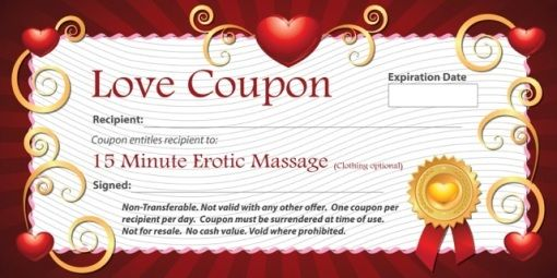 Erotic massage love coupon steamy sex ed pinterest coupon template corporate gift voucher template luxury gift sample thank you letter after interview fax cover sheet sample yelopaper Choice Image