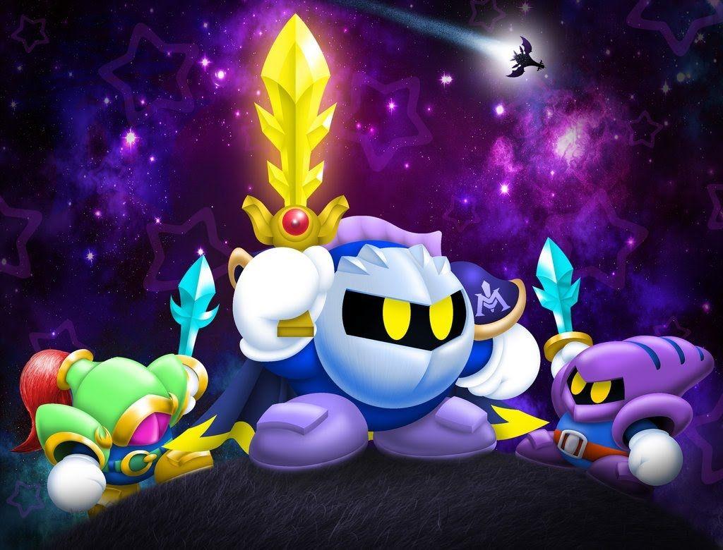 Kirby Super Star Ultra - Meta Knightmare Ultra Full Playthrough ...