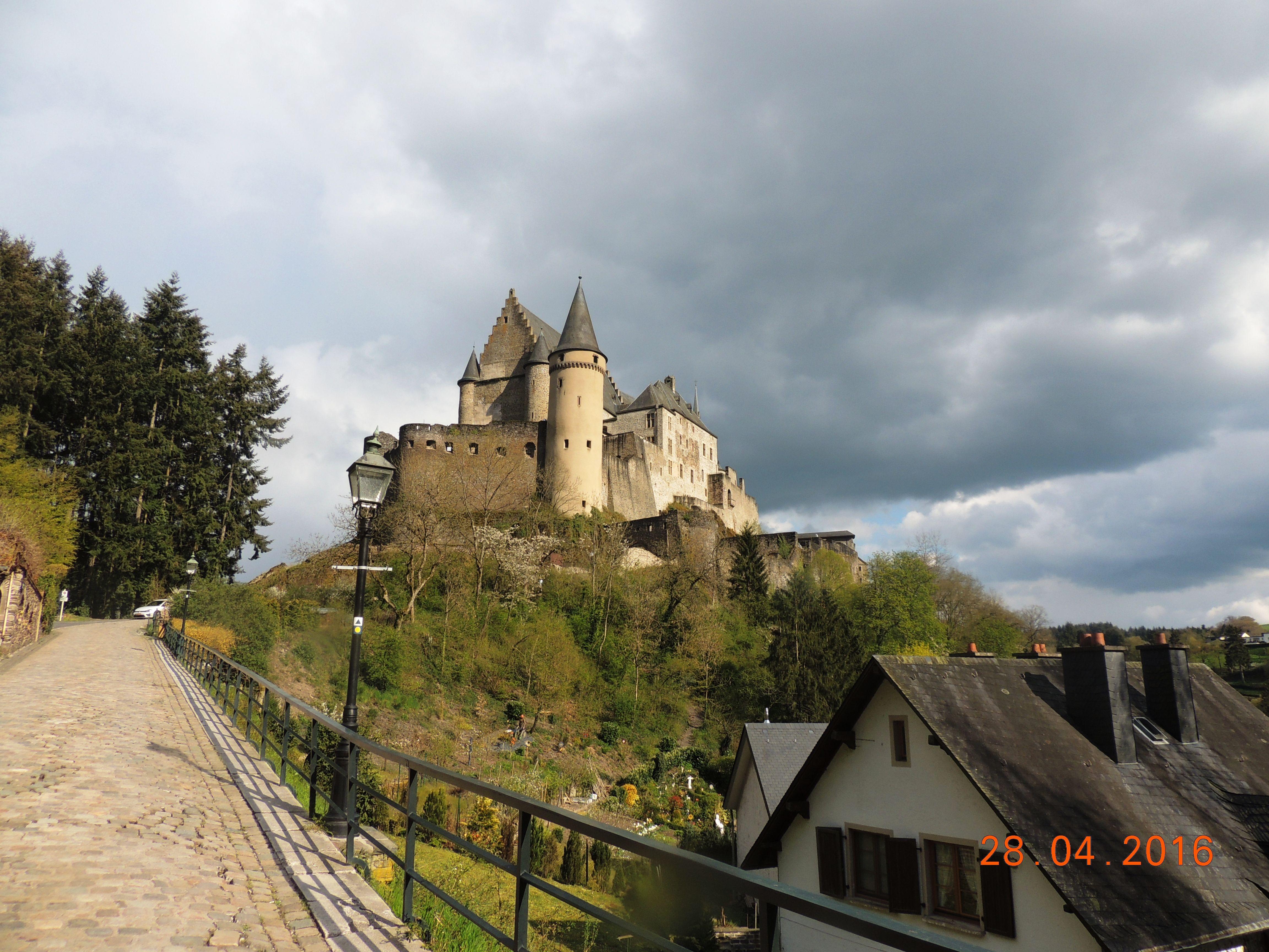 Castillo de Viandem, Luxemburgo