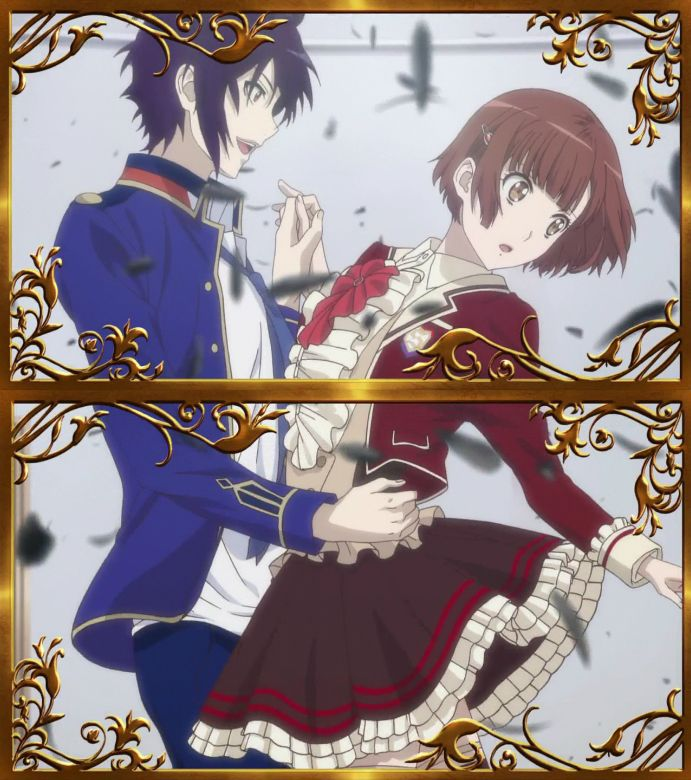 Anime Characters Dancing : Shiki ritsuka dance with devils gave me the
