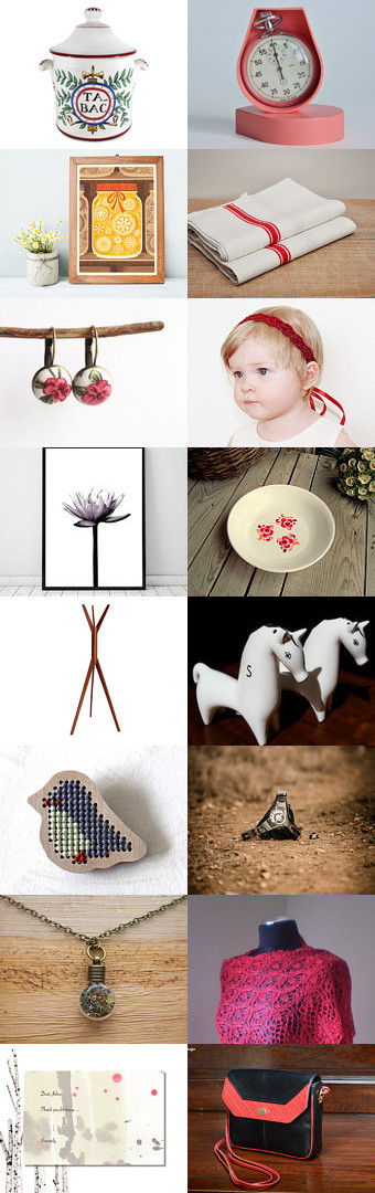 Finds of the day by Nepinka on Etsy--Pinned+with+TreasuryPin.com