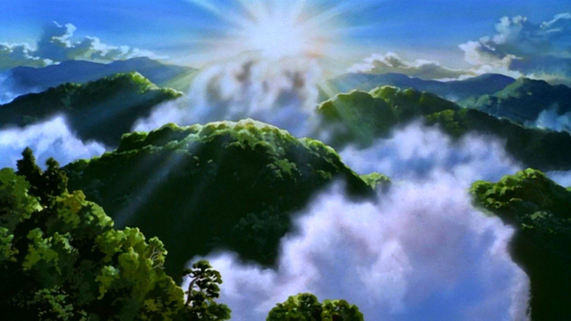 Free Desktop Wallpaper Downloads Princess Mononoke Shipley