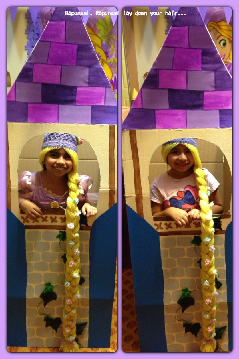 Rapunzel Tower Photo Booth  sc 1 st  Pinterest & Rapunzel Tower Photo Booth | Rapunzel Theme Party | Pinterest ...