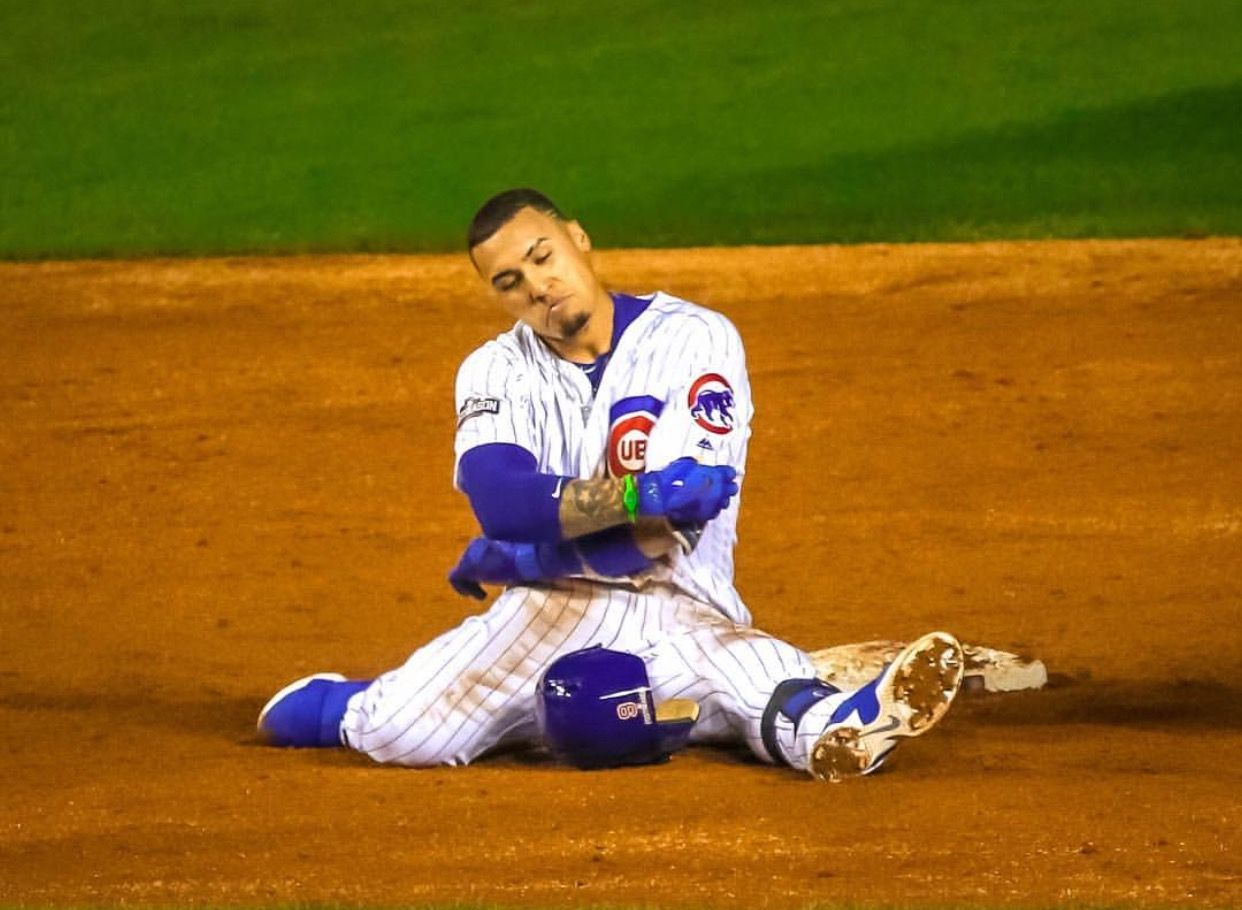 Javy Baez Chill Cubs Chicago Cubs Baby Chicago Cubs World Series Chicago Cubs Baseball