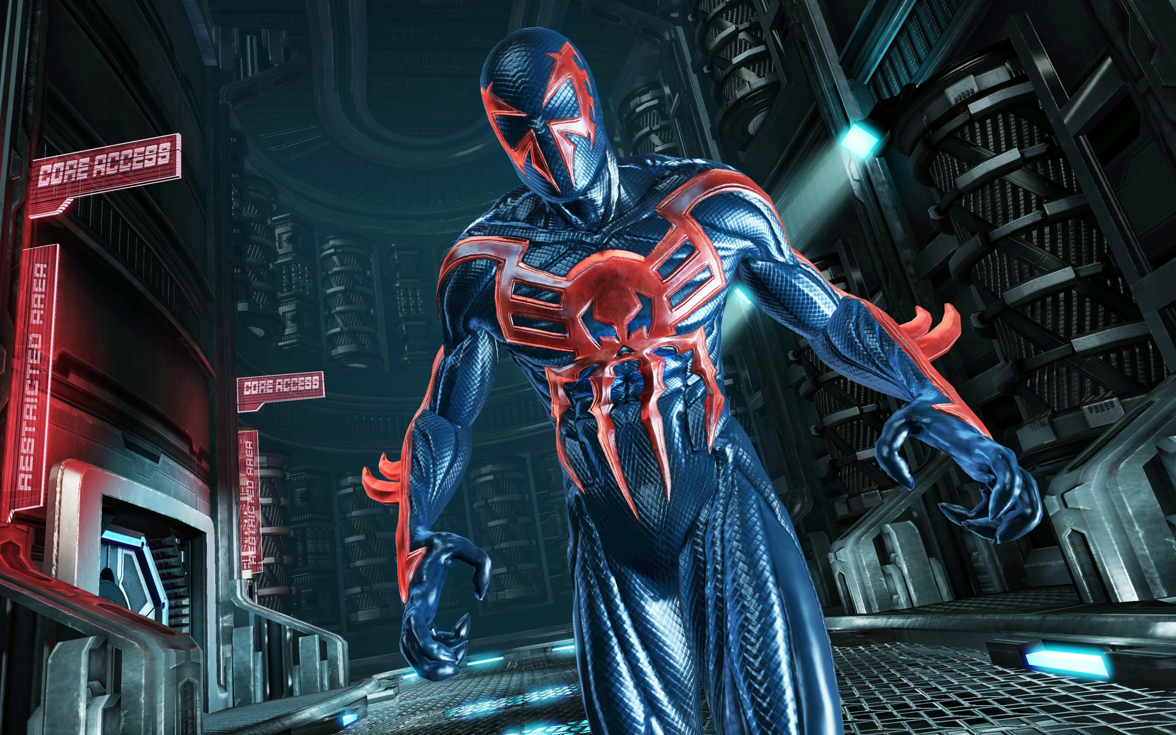 Spiderman Superhero Edge Time Superhero Superhero