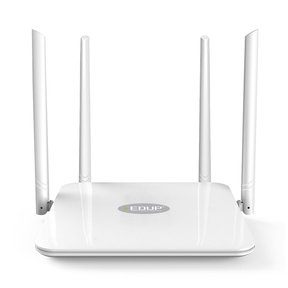 EDUP 1200 mbps wireless wifi router 2,4/5 ghz High Power wifi ...