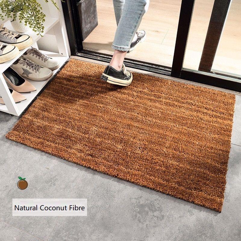 Indoor Doormat Non Slip Door Mat Front Door Inside Floor Mats Entrance Rug