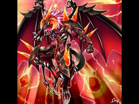 Yu-Gi-Oh! - Hot Red Dragon Archfiend Bane (HSRD-EN042) - High-Speed Riders  - 1st Edition - Secret Rare by Yu-Gi-Oh!: Amazon.co.uk: Toys & Games