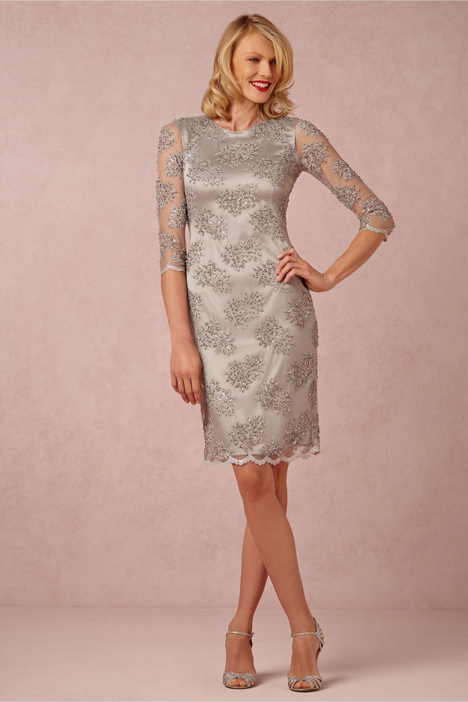 Vestido de fiesta BHLDN para la mamá de la novia. | vestidos de ...
