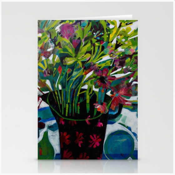 Fi Wilkie – Image of Art Cards - The Gift