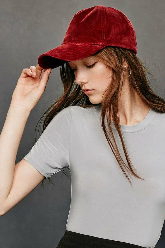 0e84e7110657fe Poses - hats   Canvas Paint Ideas in 2019   Hats, Baseball hats, Fashion