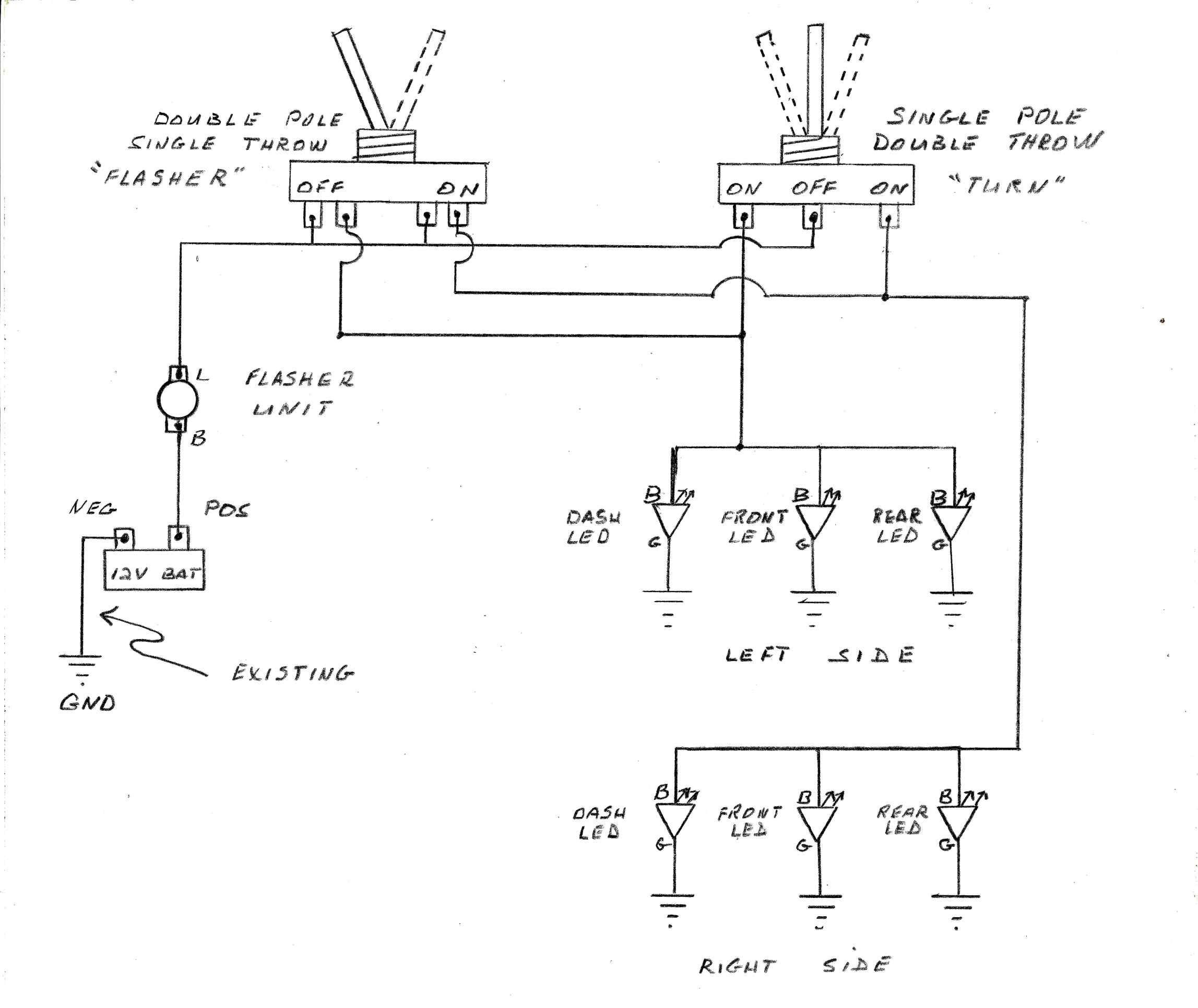 Awesome Wiring Diagram For Motorcycle Hazard Lights Diagrams Digramssample Diagramimages Wiringdiagramsample Wiringdiagram Check More At Https Nosto Mesin