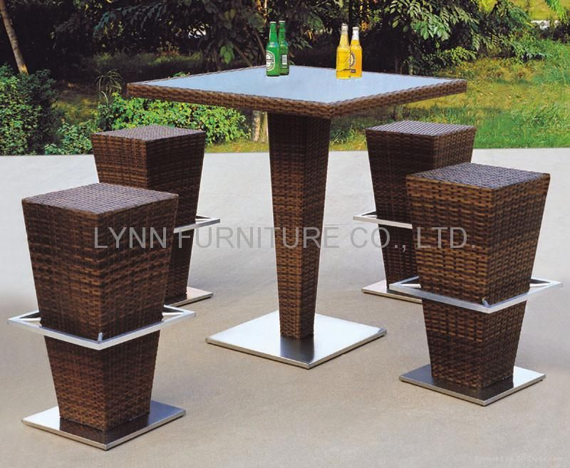 Bar furniture sets amazing outdoor patio also