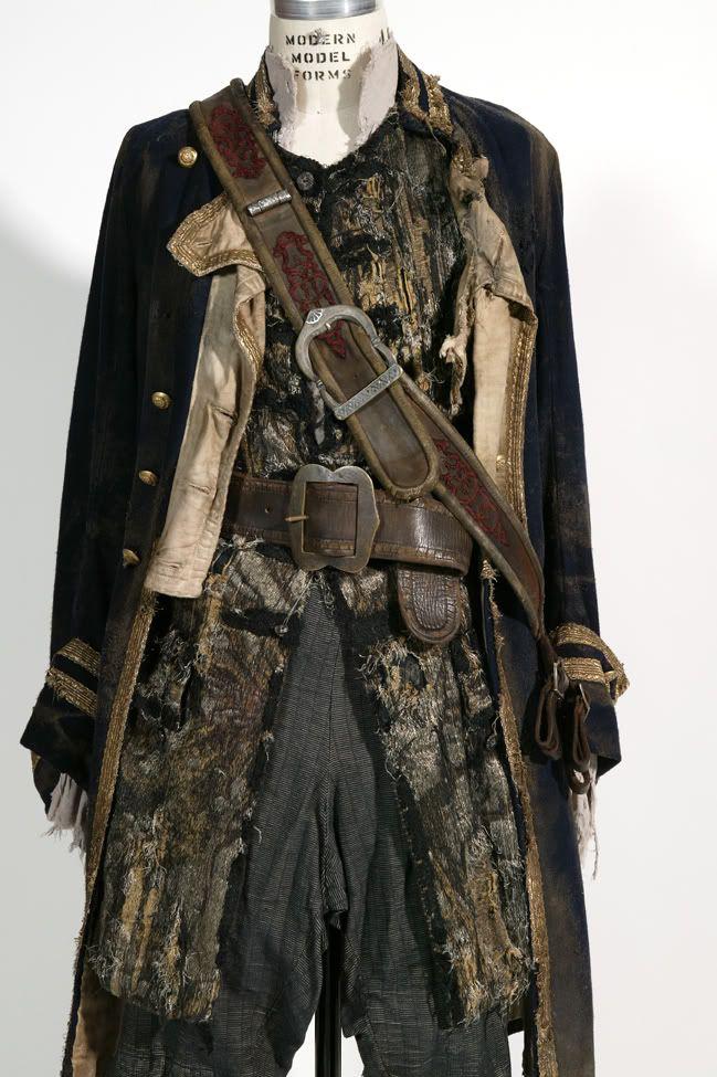 pirate costuming james norrington potc 2 scruffy but. Black Bedroom Furniture Sets. Home Design Ideas