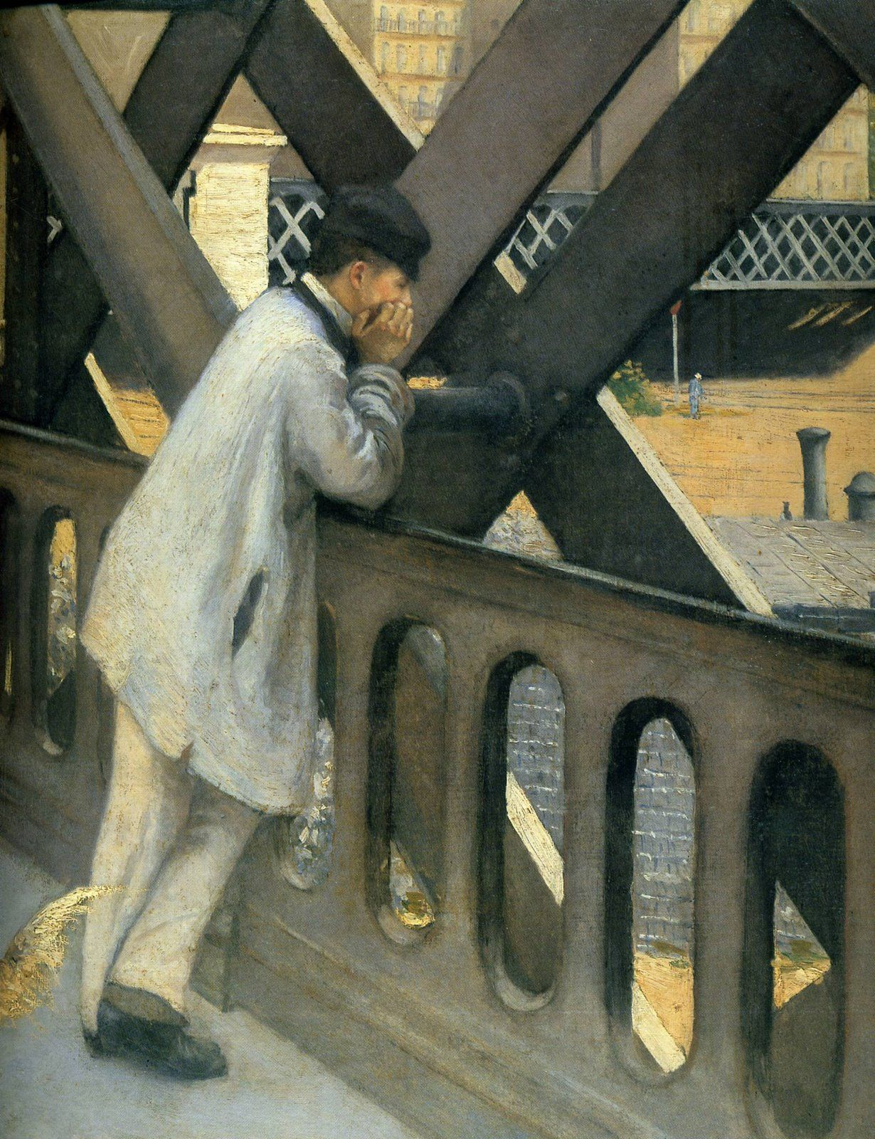 Screaminjay art blog gustave caillebotte