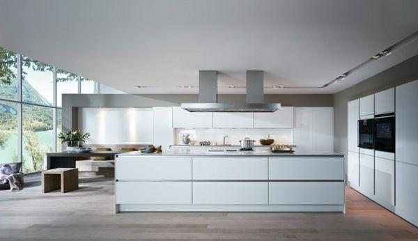 120 Ideen für eine moderne Küchenplanung! Moderne küche