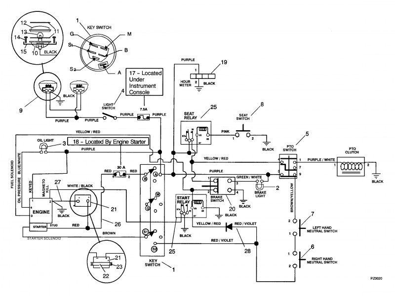 simple wiring diagram for 23 hp kohler engine kohler engine ignition Kohler Charging Wiring Diagram
