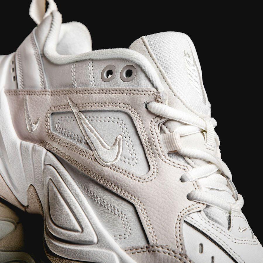 Nike M2k Tekno Phantom White Ao3108 006 Sneaker Bar Detroit White Nike Shoes Sneaker Boots Dad Shoes