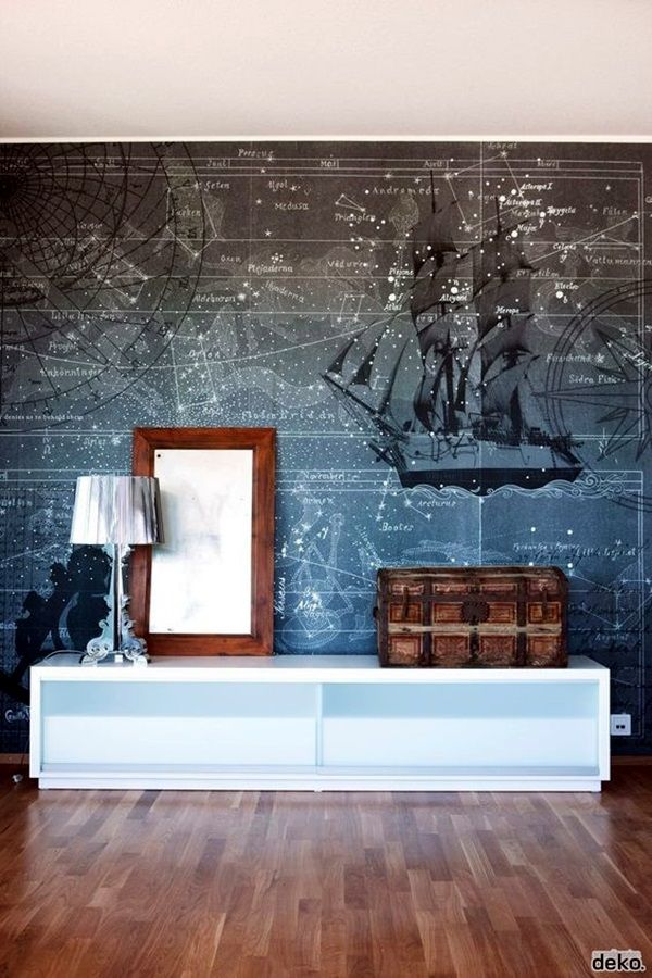 40 Nautical Decoration Ideas For Your Home Living Room