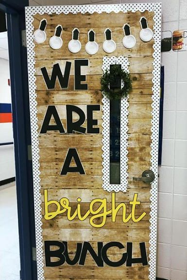 15 Fun Ways to Decorate Your Classroom Door for Back-to-School