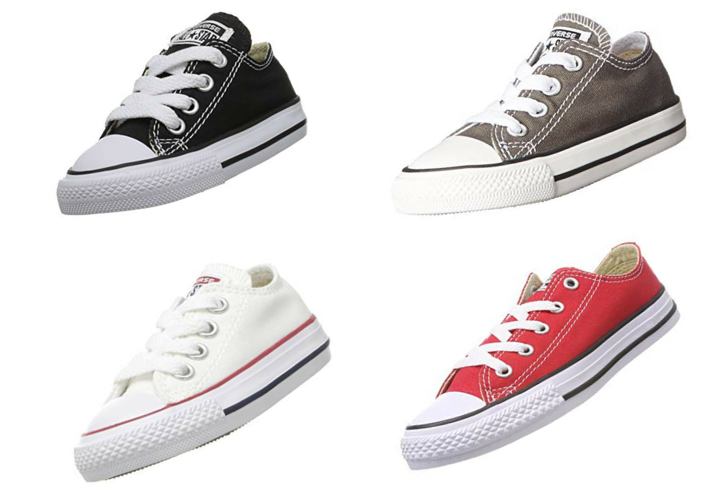 04488ff52556 Converse Kids  Chuck Taylor All Star Canvas Low Top Sneaker