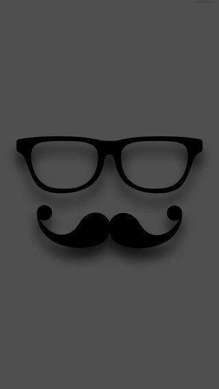Classy Mustache Wallpaper Iphone Wallpaper For Guys