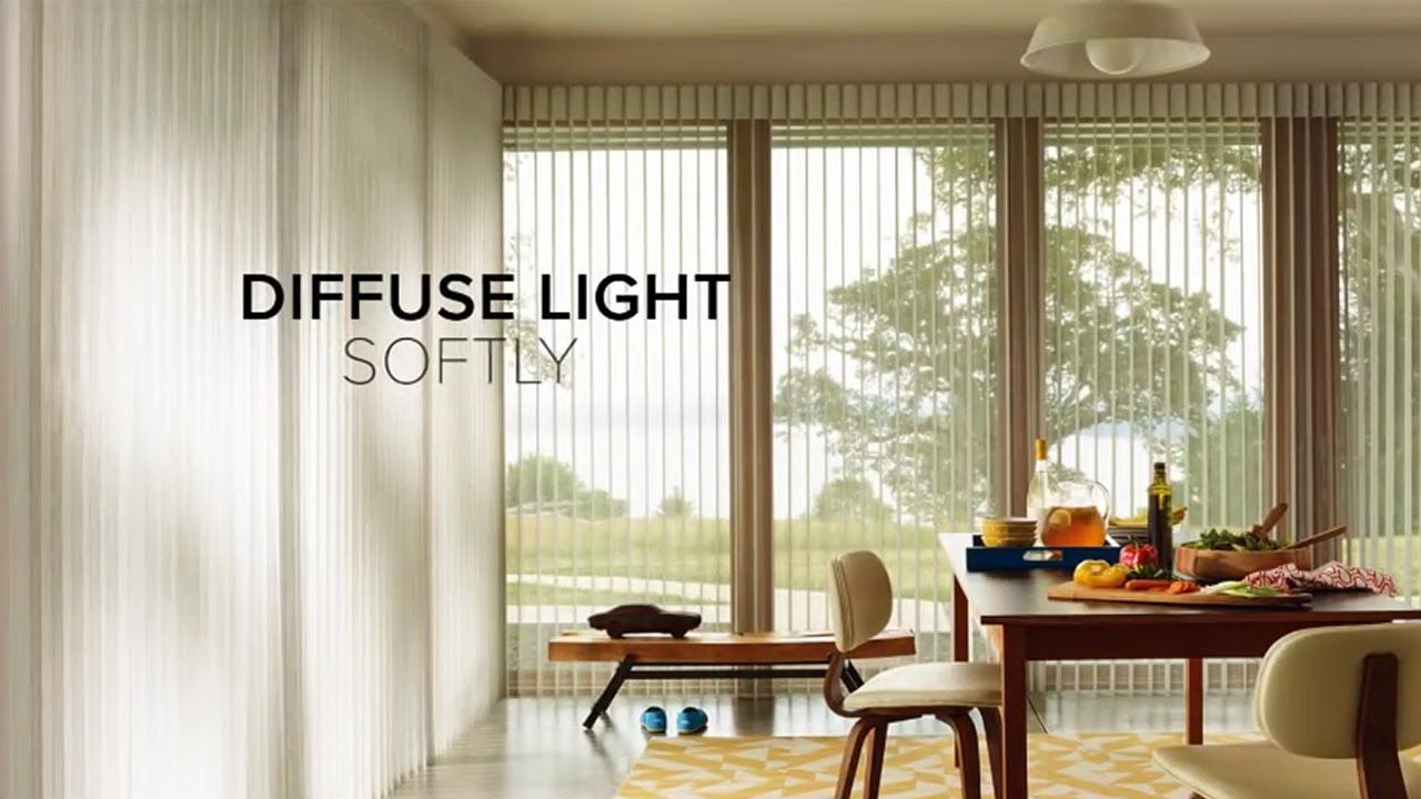 Available at Landry Home Decorating Luminette® Privacy Sheers ...