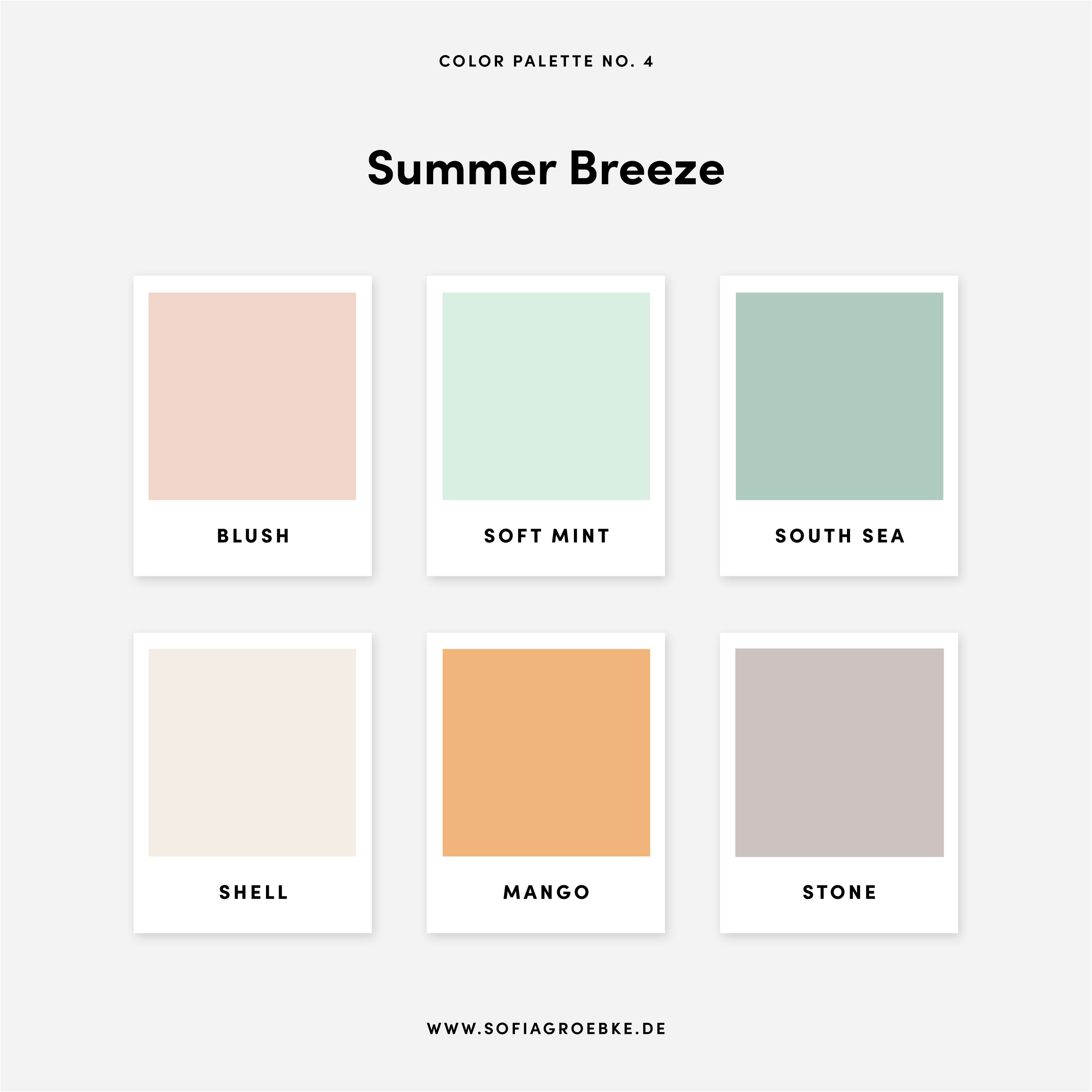 Farbtrends 2020 Grafikdesign und Interieurdesign +  5 Farbpaletten / Color Palettes