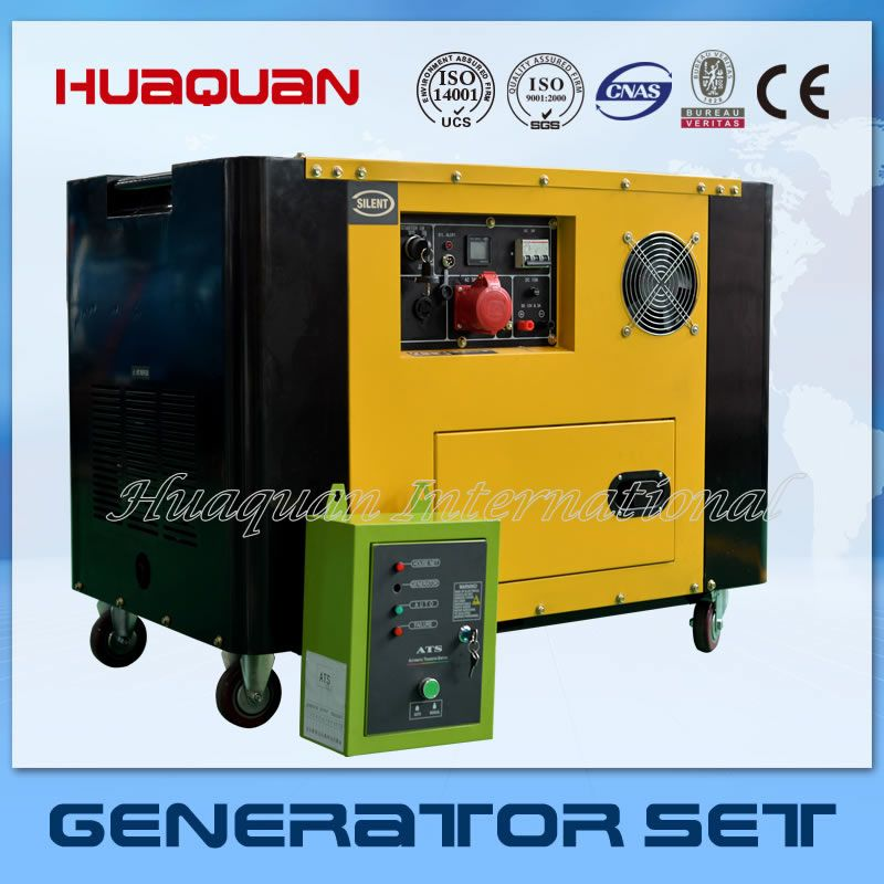 Silent Portable Diesel Generator Set 10kva Portable Diesel Generator Diesel Generators Solar Panels