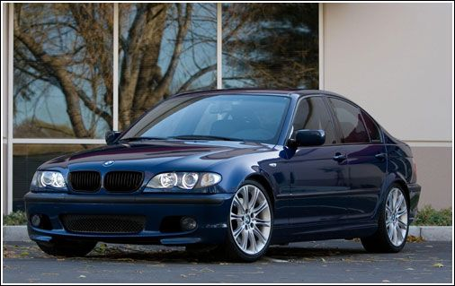 My Bmw 330i Zhp The Web Page Of Kris Linquist Cars Bmw E46 330i