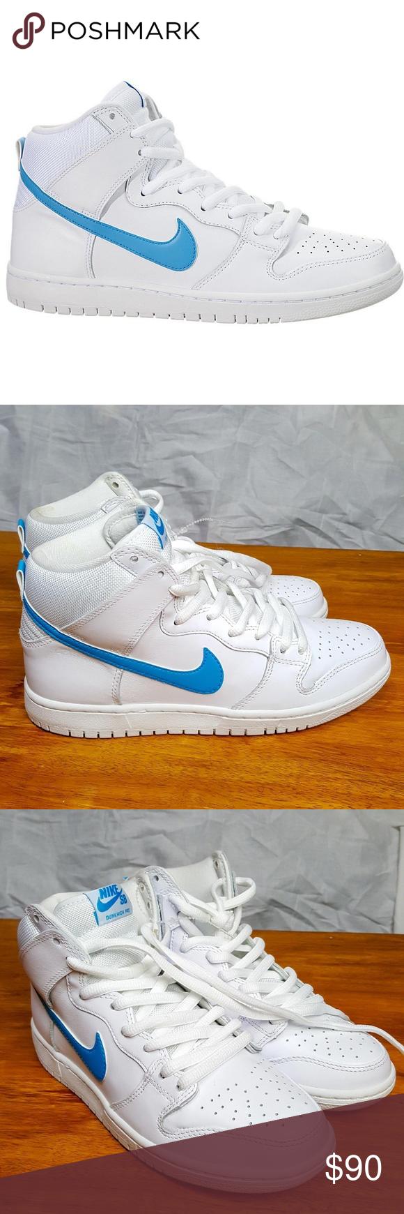 separation shoes c24ed bb957 Nike SB Dunk High TRD QS Richard Mulder 881758-141 Nike SB Dunk High TRD