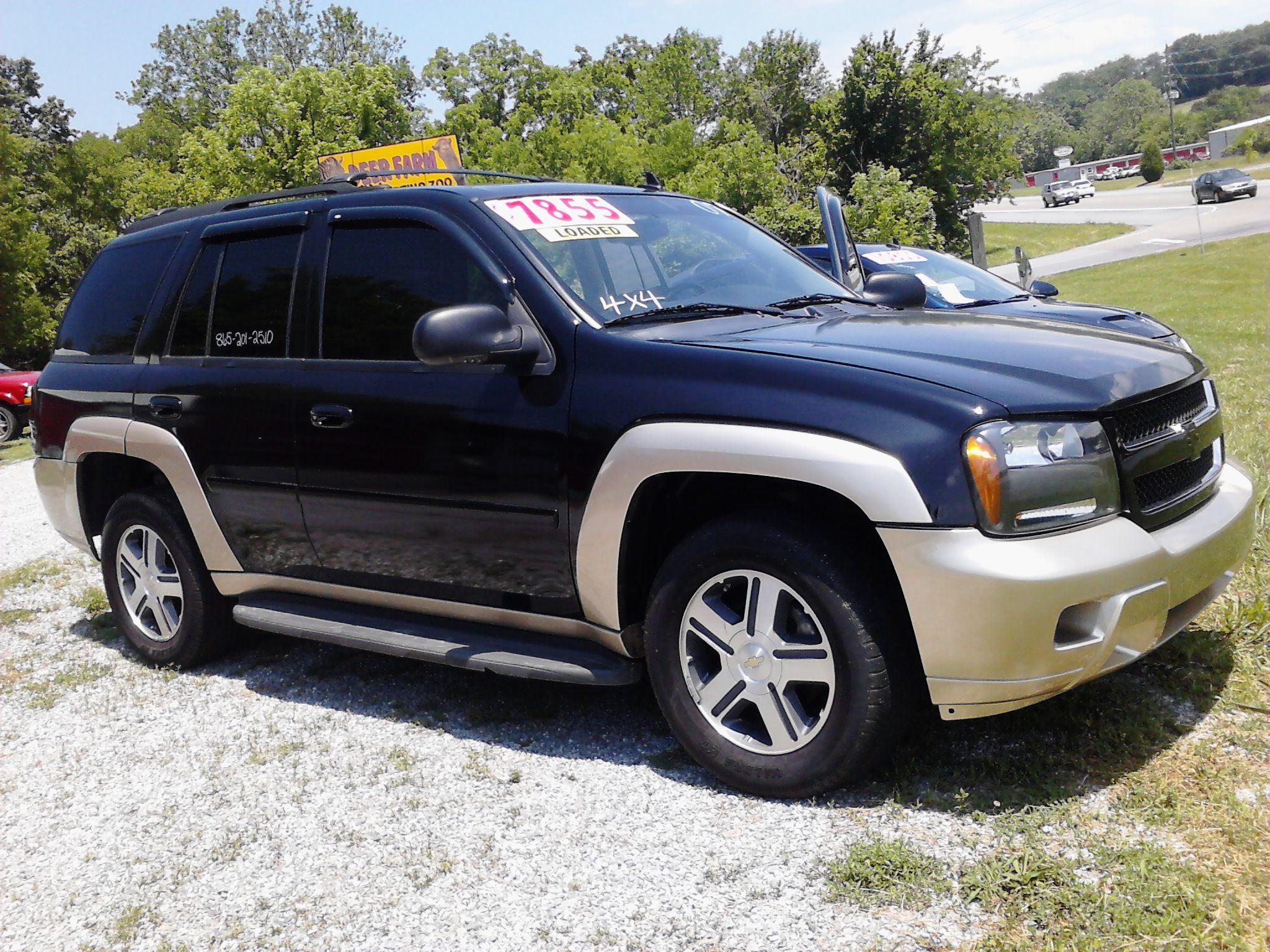 865 201 2510 2007 Chevy Trailblazer Ltz For Sale Or Trade This Is A Really Clean Inside And Custom Chevy Trucks Chevy Trailblazer 2007 Chevy Trailblazer