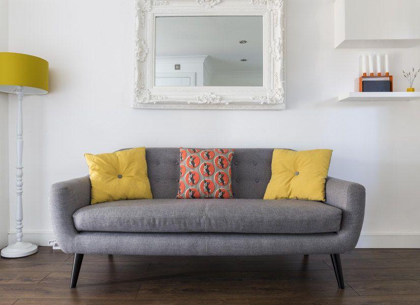 Sofa wohnzimmer ~ Eckkombination mit vintagelederbezug wohnzimmer furniture home