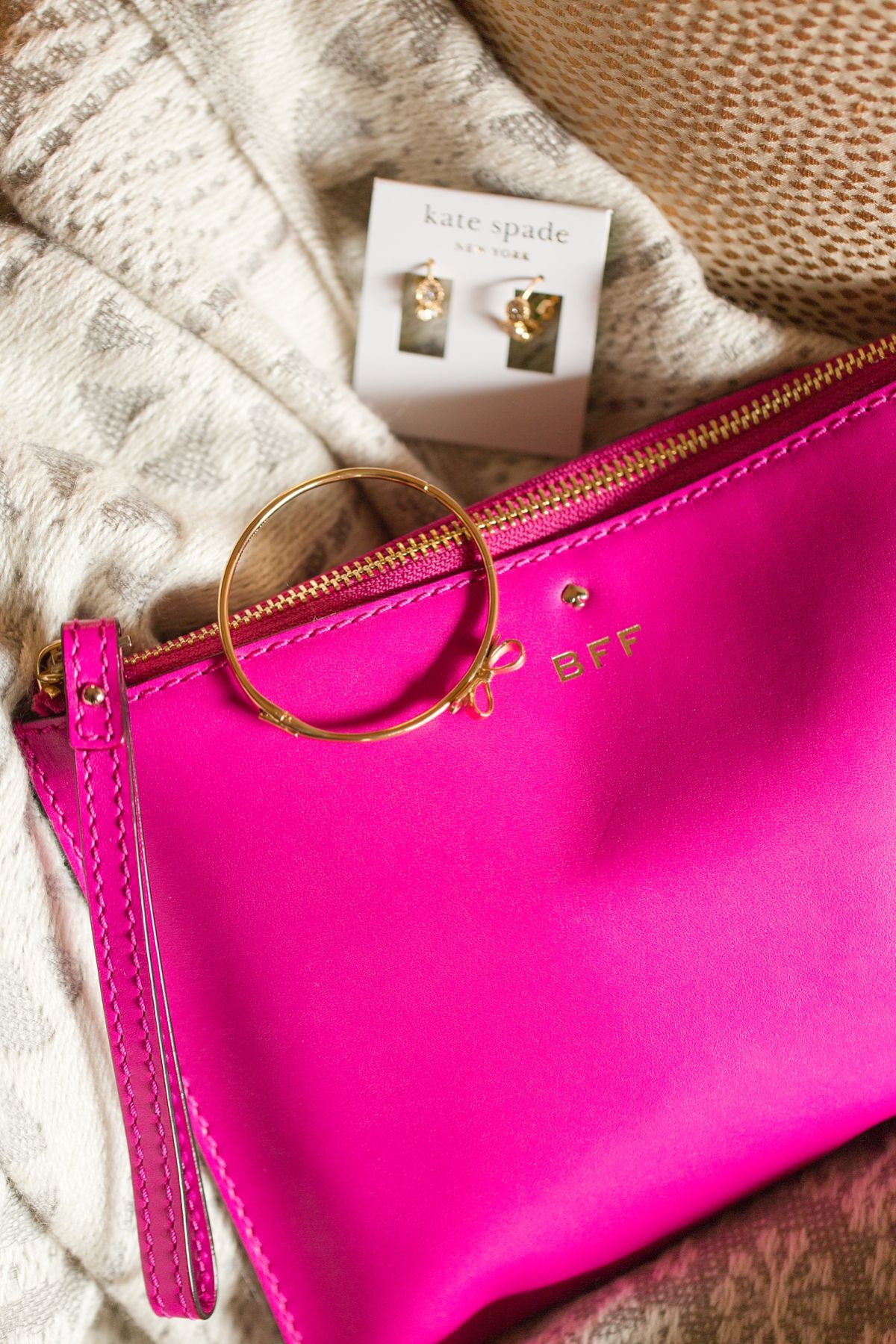 Perfect Kate Spade Bridesmaid Gifts On Wedding Day From Bride