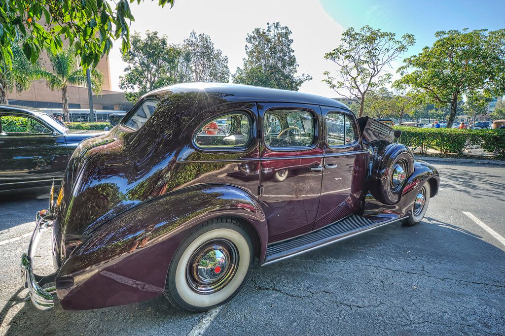 1938 Packard 1601 Touring Sedan