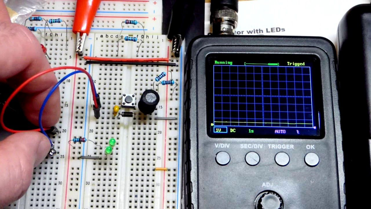 Limiting A Capacitor Voltage With Leds At Low Current Electronics Demons Capacitor Electronics Circuit