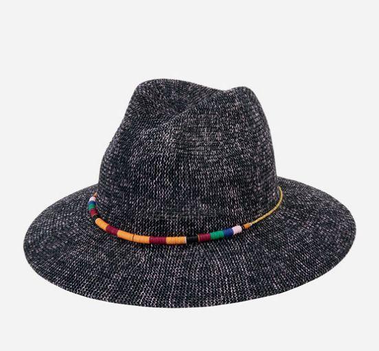 Knit Fedora