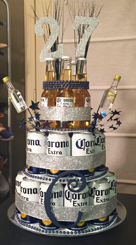 Corona Beer Cake Pinteres