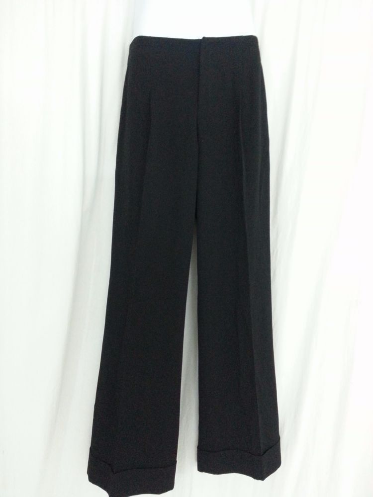 cb527abf5c2 Dress Pants Women s Size 2 black Nine West  NineWest  CasualPants ...