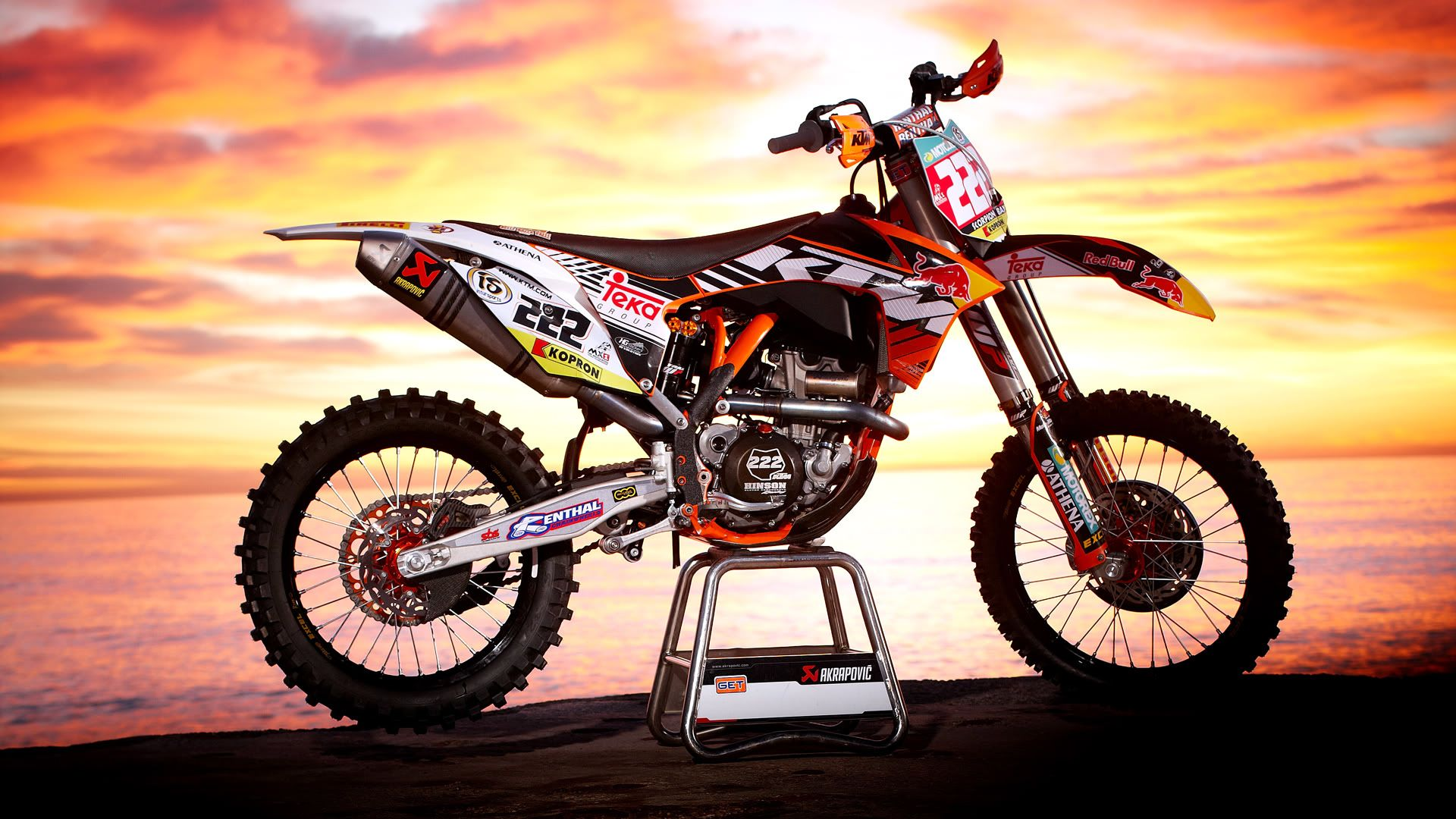 Ktm Logo Wallpaper Ktm Dirt Bikes Racing Bikes Enduro Motocross