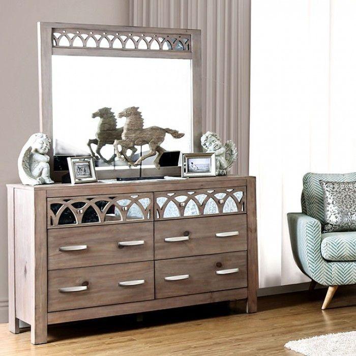 Zaragoza 4Pcs Queen Bedroom Set CM7585 Queen bedroom sets, Queen